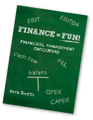 boek Finance is fun NL